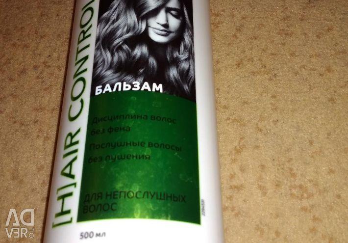 Syoss Balsam pentru părul dezordonat