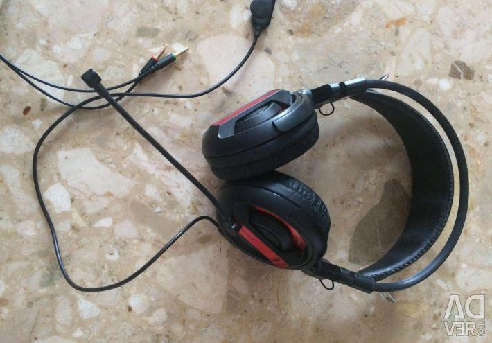 New Cobra Headphones with Microphone
