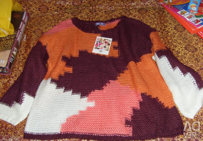 New jumper at 70-72 size