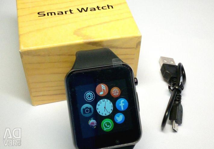 🔥 Смарт Часы Smart Watch W8 Бронза Новые