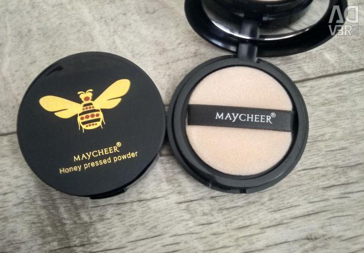 Honey powder for the face