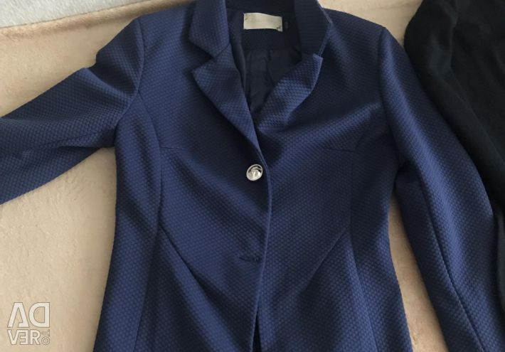 Jacket și cardigan