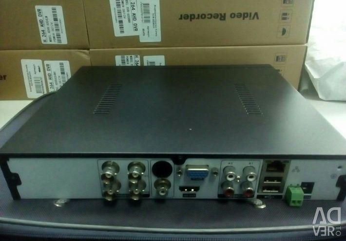 DVR 4, 8, 16, 32 channels