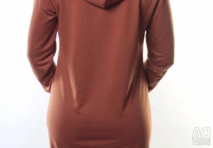 Discount‼ ️New sweatshirt dress 44/46