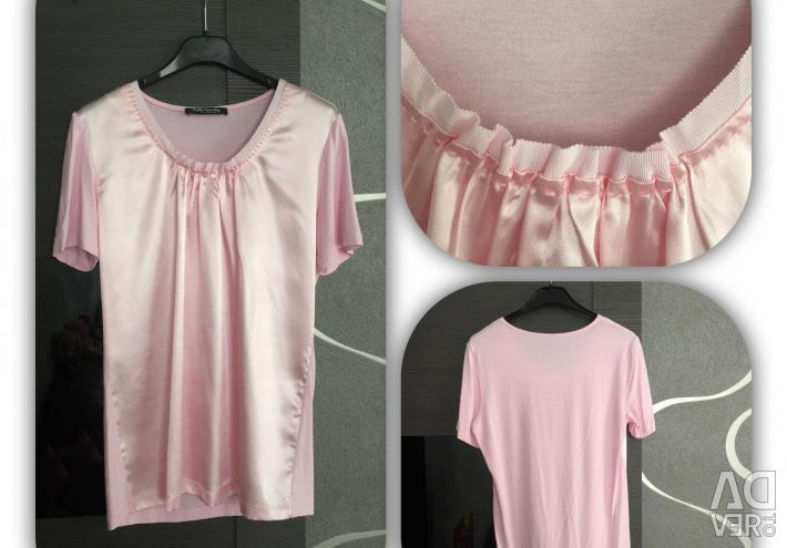 New top in linen style new Sisley