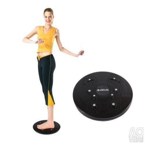 Twister Disc de masaj pentru sănătate