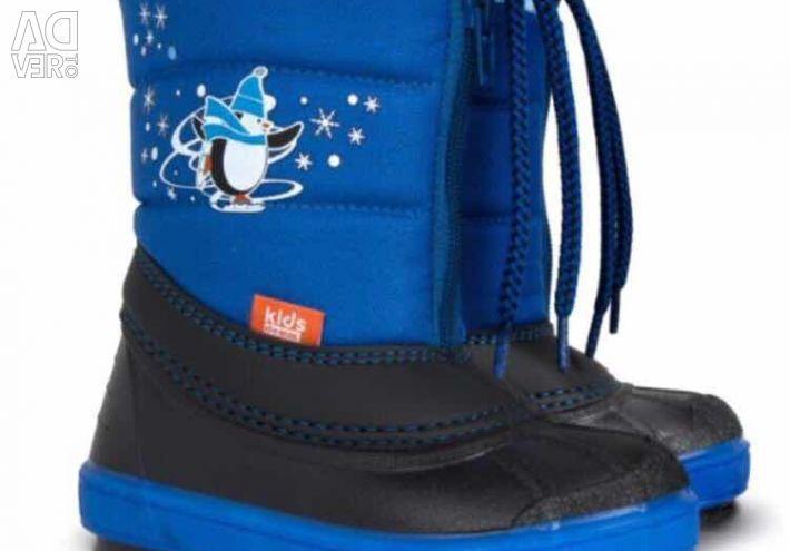Χειμερινές μπότες για παιδιά