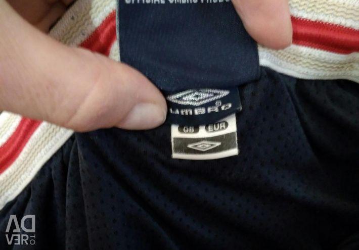 Футбольные шорты,, Умбро