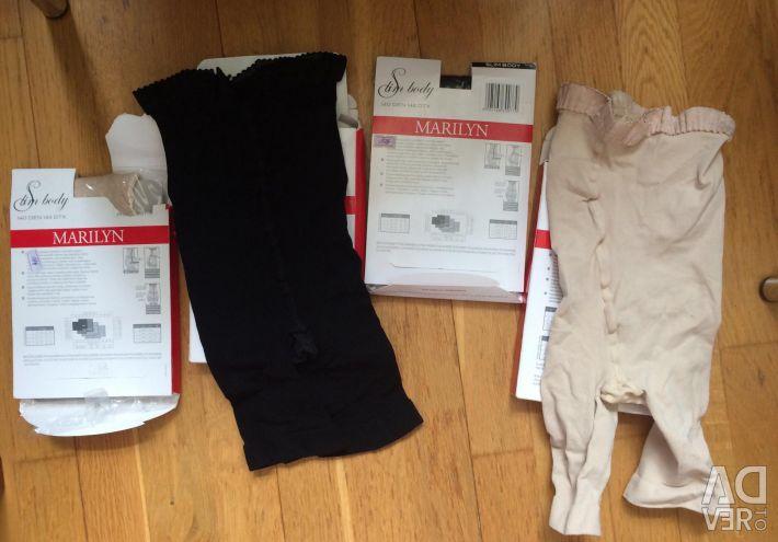 Utyazhki shorts pants corrective