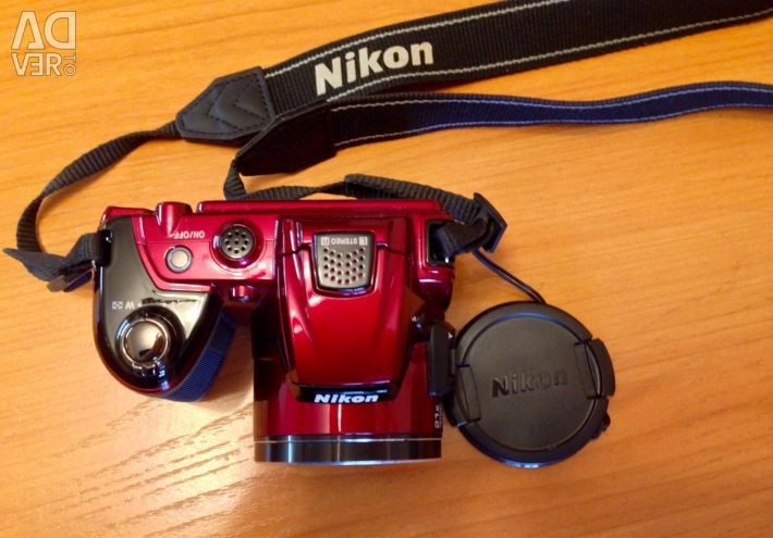 Ψηφιακή φωτογραφική μηχανή NIKON Coolpix L120