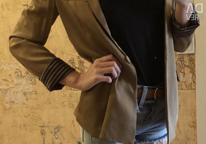 Versace Gold Jacket