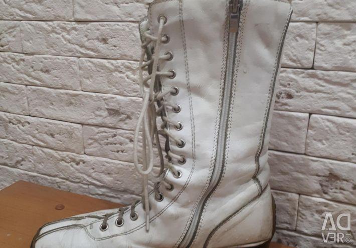 Χειμερινές μπότες, φυσικό δέρμα σελ.39