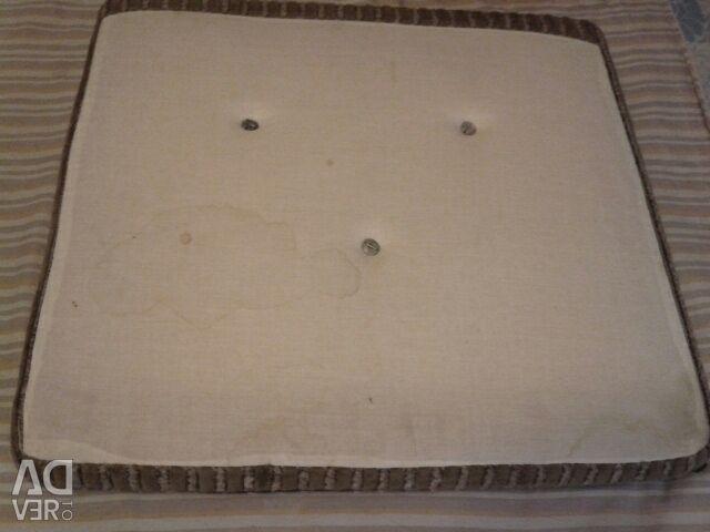 Dog bed 65x60x8 cm