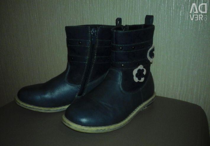 Favaretti boots for spring