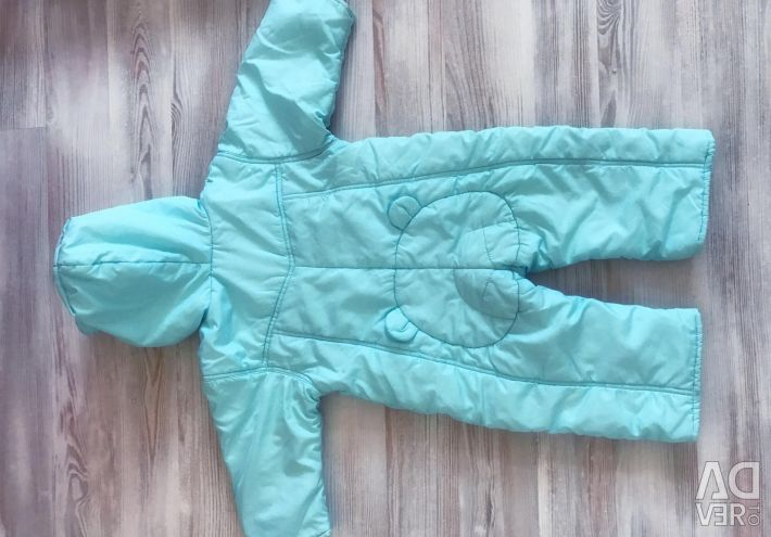Jumpsuit spring height 80cm