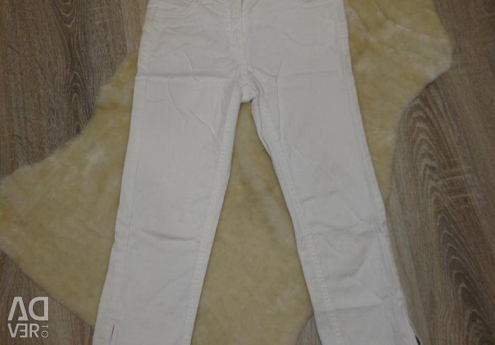 Tom Tailor Λευκά τζιν