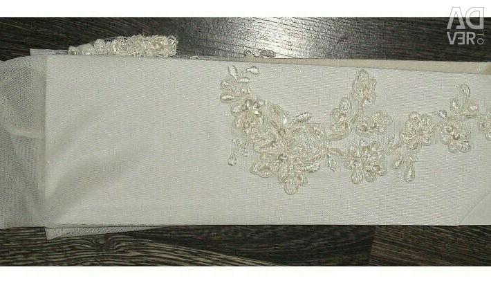 New wedding gloves in stock