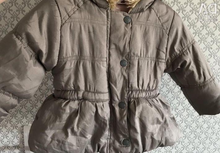 Jacket de primăvară încălzit toamna
