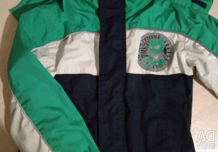 Куртка на рост 110 см