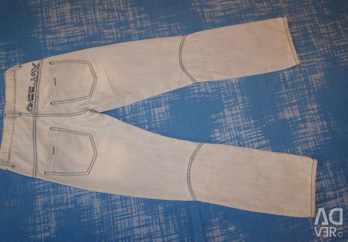 Jeans Light Blue p. 164 (approx.) Measurements