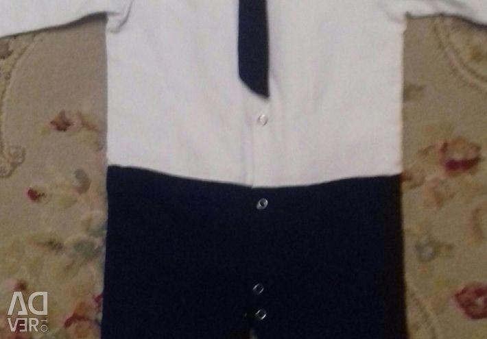 Suit for a little man