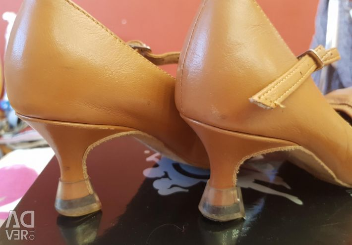 Туфли стандарт Ю-1, стелька 22 см
