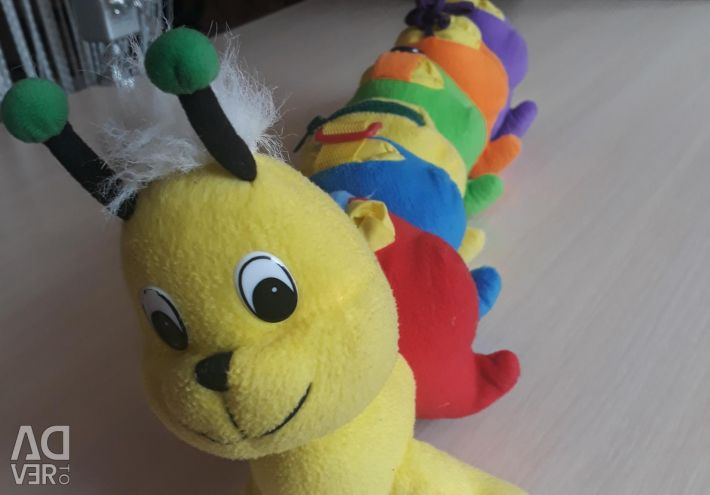 Educational soft toy