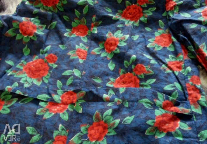 Фланелевое платье из СССР