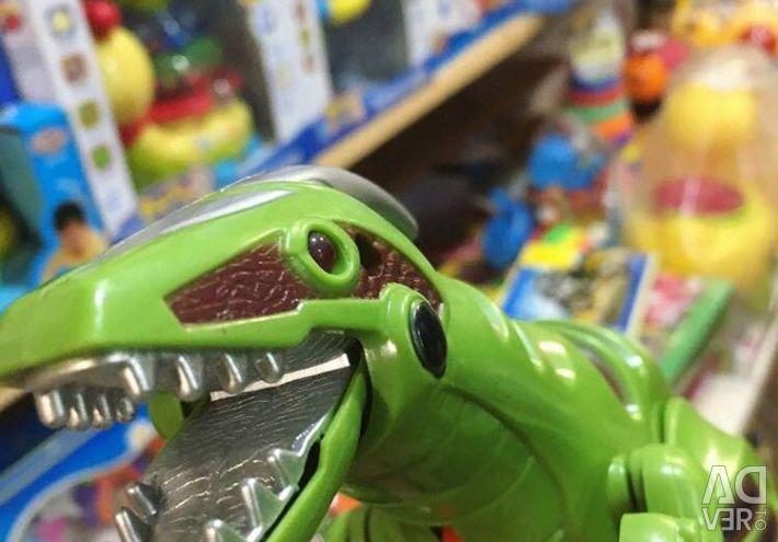 Dinosaur raptor