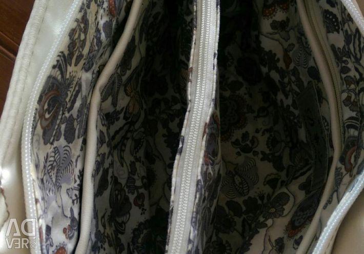 Λευκές τσάντες για γυναίκες