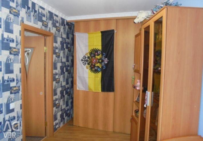 Apartment, 4 rooms, 84 m²