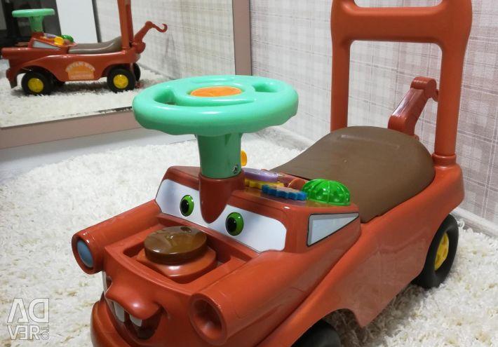 Makine sandalyeler