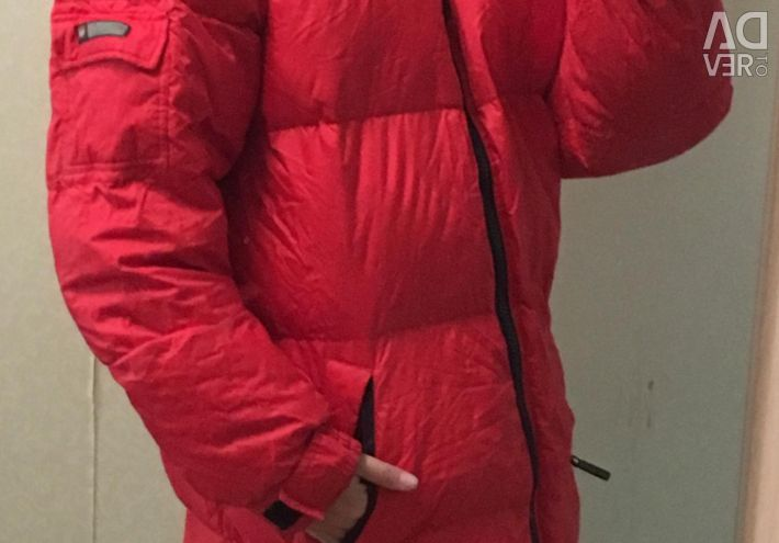 48-50 Double-sided down jacket