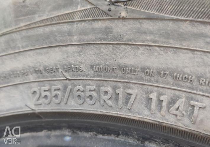 Pereche de anvelope Toyo observă G3-ICE 255 / 65R17