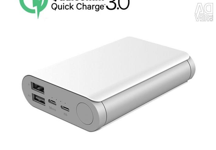 Awei P40K Γρήγορη φόρτιση 3.0 εξωτερική μπαταρία