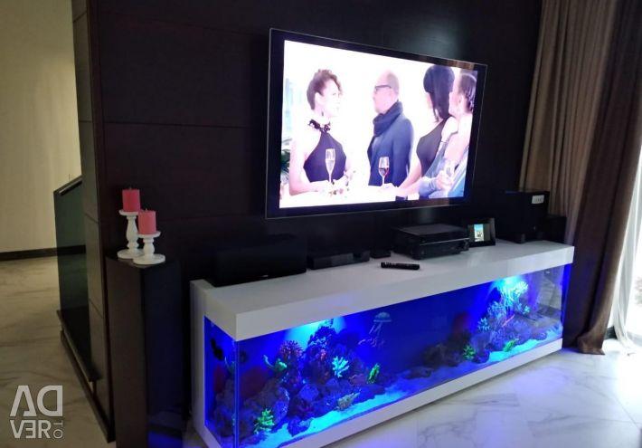 Realizarea acvariului