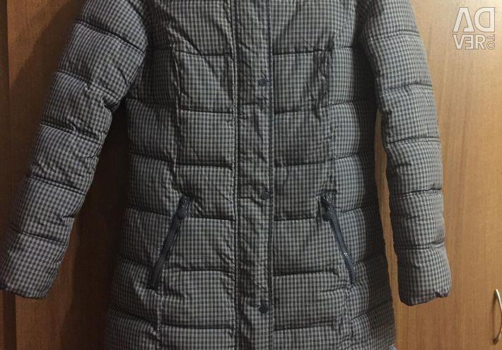 Very warm winter coat