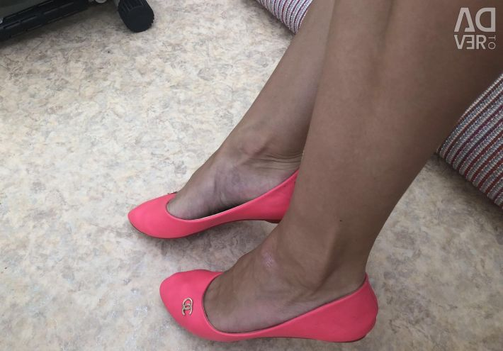 Satış bale ayakkabıları