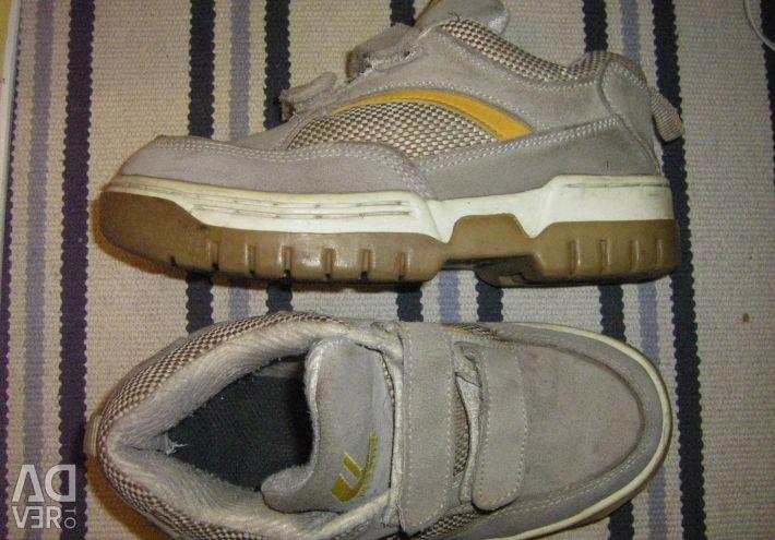 Sneakers natural 220-222mm
