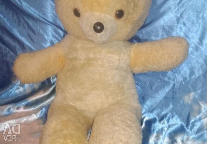 Doll bear USSR