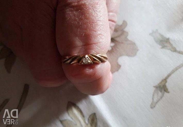 USSR inele de aur
