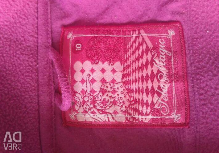 Tricou de blană pentru copii