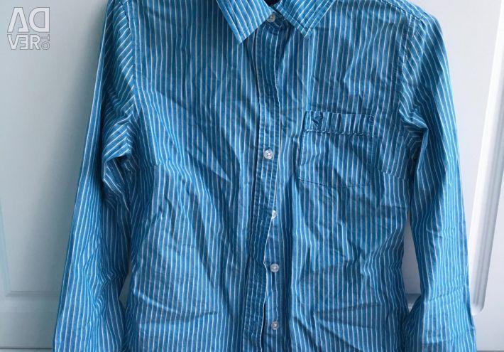 Blouse and shirt
