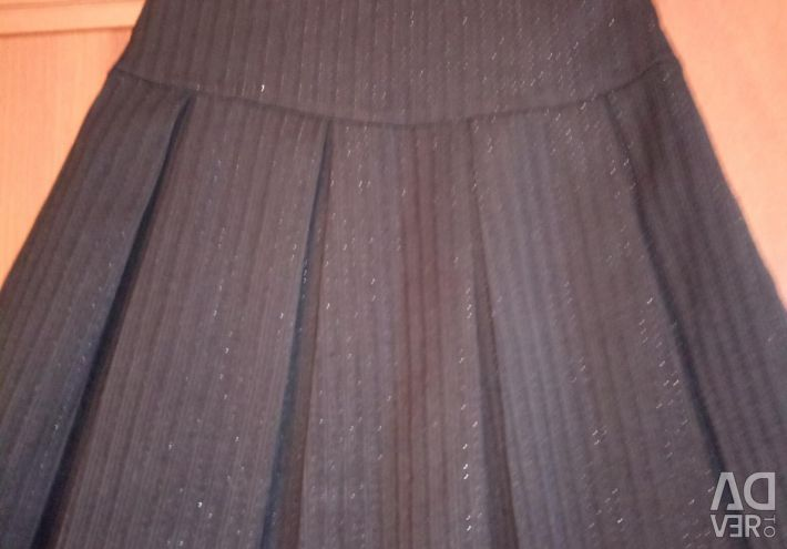 School skirts of different lengths