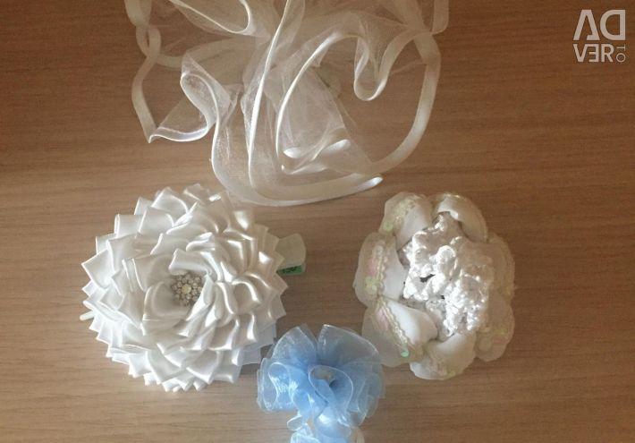 Bezel, rubber bands