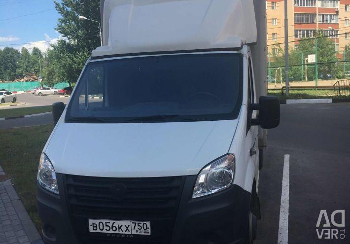 Transportul cu Moscova și Moscova