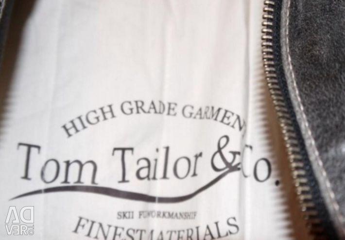 Куртка шкіряна TOM TAILOR @ CO рXL