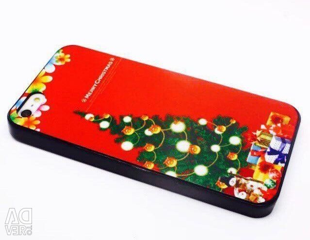 Новий чохол для айфона 5, 5s