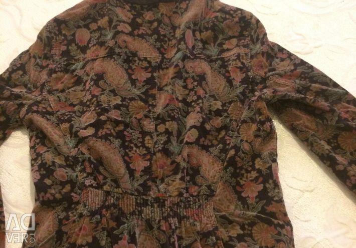 Soğuk Kadife Ceket