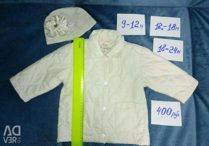 1-2 yıl + hediye için ceket rüzgarlık
